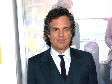 Celebrities Gaza Conflict Mark Ruffalo