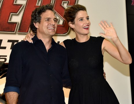 Sdcc Avengers Signing Mark Ruffalo And Cobie Smulders Mark Ruffalo