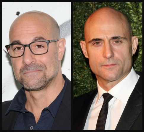 Stanley Tucci Mark Strong Mark Strong