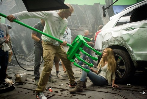 Transformers Age Of Extinction Photos And Posters Nicola Peltz Mark Wa Berg Transformers