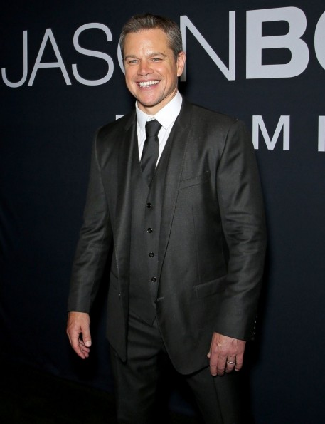 Gty Matt Damon Jef Matt Damon