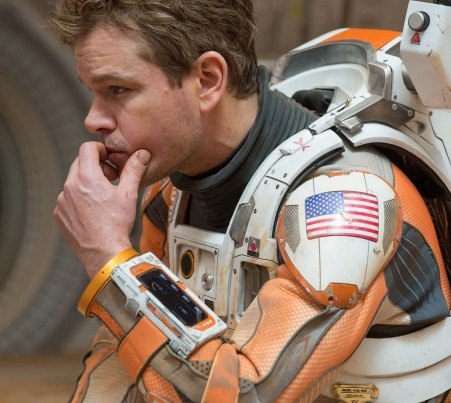 Matt Damon Confirms That The Martian Will Be Worlds Away From Interstellar Th Century