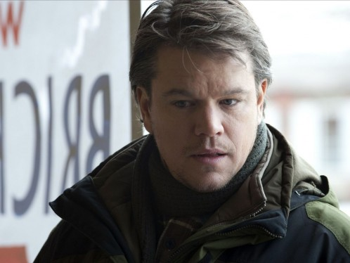 Matt Damon Ssz Films