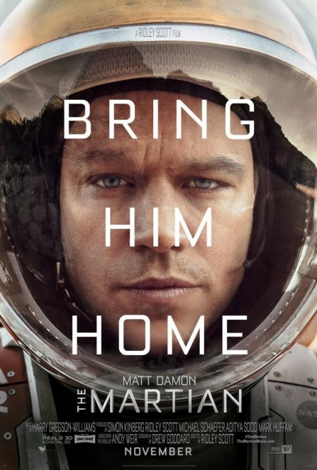 The Martian Movie Poster Images Matt Damon Movies