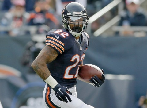 Matt Forte Rb Chicago Bears Pg Matt Forte
