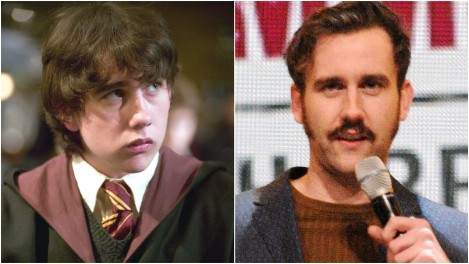 Harry Potter Cast Then And Now Matthew Lewis Matthew Lewis