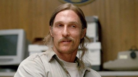 Matthew Mcconaughey Meticulous Analysis Of Rustin Co In True Detective Older Rustin Matthew Mcconaughey