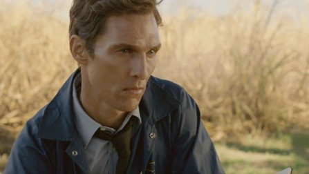 True Detective Matthew Mcconaughey Matthew Mcconaughey Claims Tv Is Surpassing Film In Quality