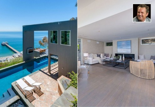 Gty Matthew Perry Zillow Lb Matthew Perry
