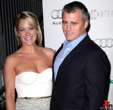 Andrea Anders And Ma Matt Leblanc