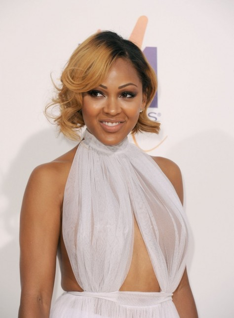 Meagan Good At Think Like Man Too Premiere In Los Angeles