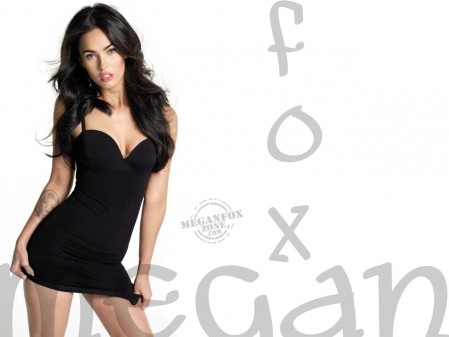 Sweety Megan Fox Wallpaper Wallpaper