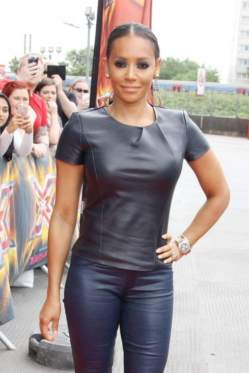 Melanie Brown Aka Mel Factor Auditions London Factor