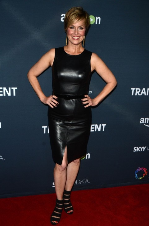 Melora Hardin Transparent Season Red Carpet Premiere In West Hollywood Melora Hardin