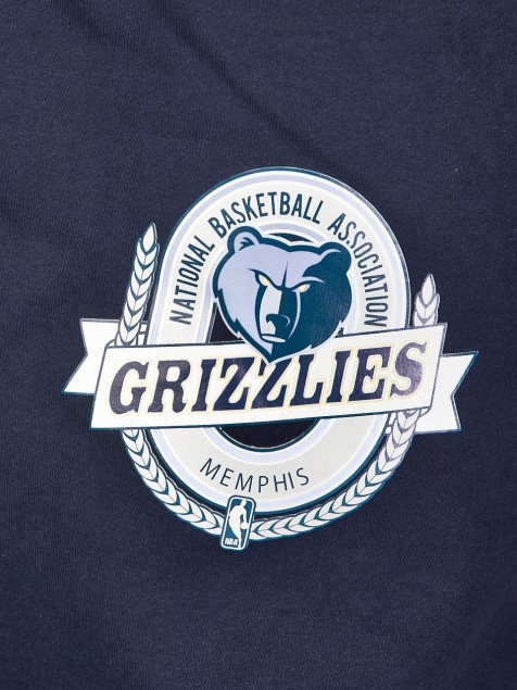 Full Mitchell Ness Memphis Grizzlies Nba Away Team Sweatpants Navy Team
