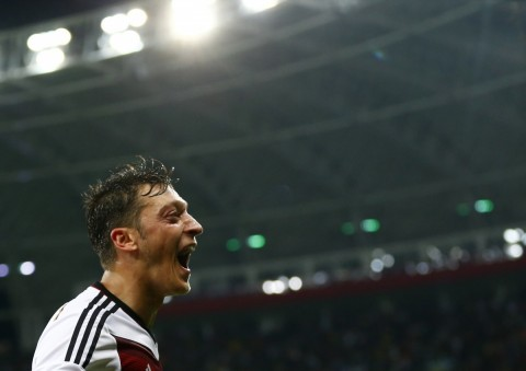 Mesut Ozil Germany World Cup Sport