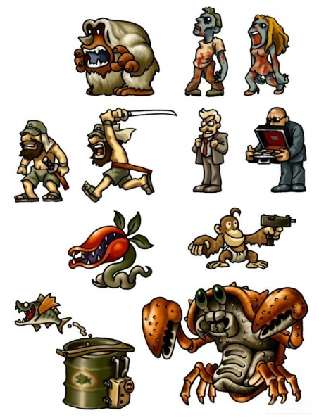 Enemy Metal Slug