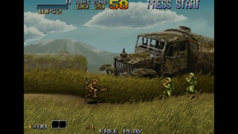 Metal Slug Anthology Europe Metal Slug