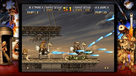 Preview Screenshot Metal Slug
