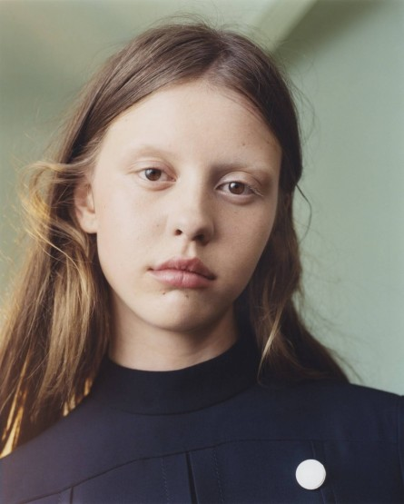 Mia Goth By Harley Weir For Vogue Uk January Modelling