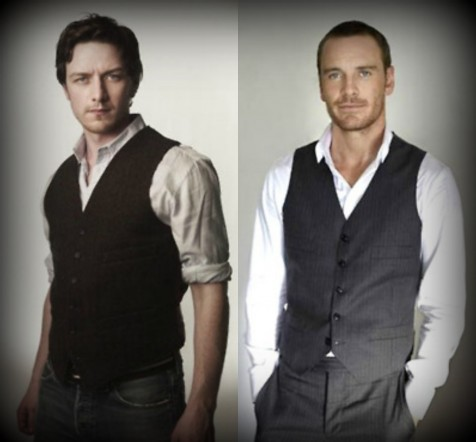 Mcfassy James Mcavoy And Michael Fassbender Movies