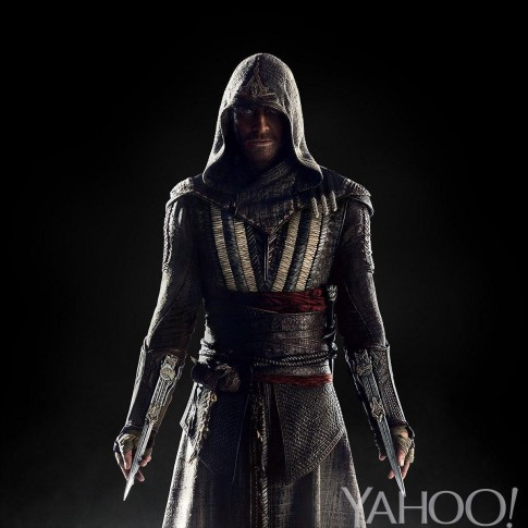 Michael Fassbender Assassins Creed Pic Michael Fassbender