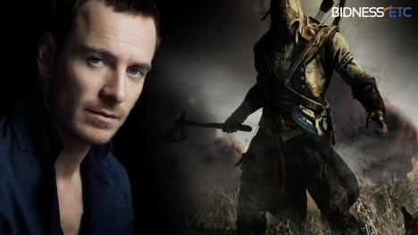 Michael Fassbender To Portay New Assassin In Upcoming Assassins Creed Film