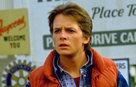 Back To The Future Cast Movie Versions Compared To Real Life Versions Movies