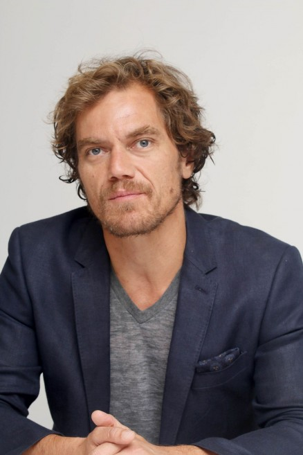 Michael Shannon Homes Press Conference Portraits By Munawar Hosain