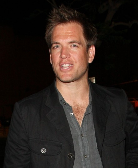 Michael Weatherly Out And About Michael Weatherly