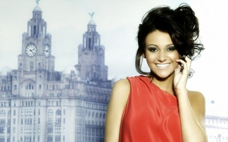 Michelle Keegan Hd Wallpaper Smile Face Michelle Keegan