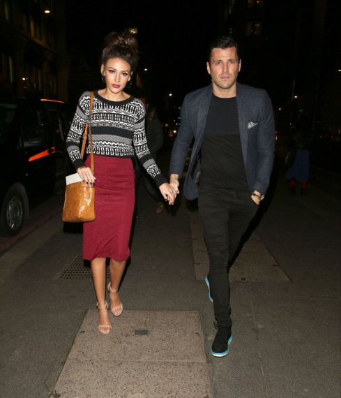 Nrm Michelle Keegan Mark Wright Wedding Details And Mark Wright