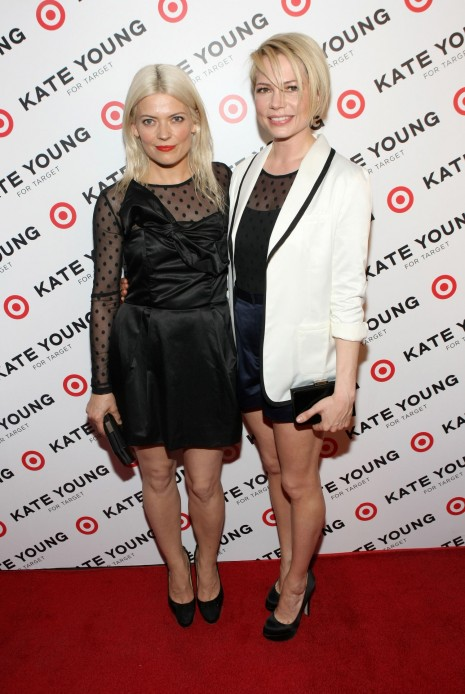 Kate Young Michelle Williams Target Collaboration Main Fashion