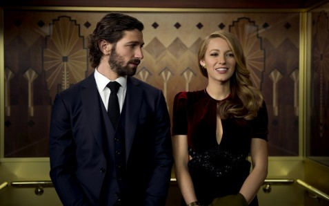 Blake Lively And Michiel Huisman In The Age Of Adaline Wallpaper Michiel Huisman
