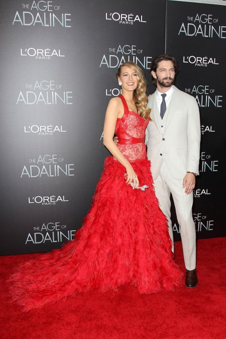 Michiel Huisman And Blake Lively At The Age Of Adaline Michiel Huisman