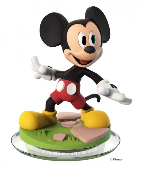 Disney Infinity Edition Mickey Mouse Figure