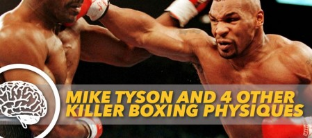 Mike Tyson Killer Boxing Physiques Header Mike Tyson