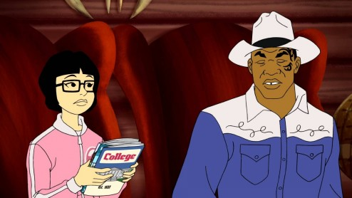 Mike Tyson Mysteries Animated Tv
