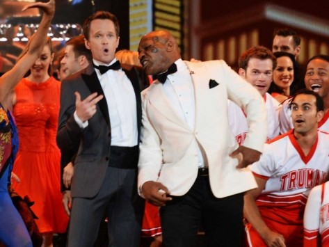 Neil Patrick Harris And Mike Tyson Danced On Stage In An Epic Opening To The Tony Awards Hot
