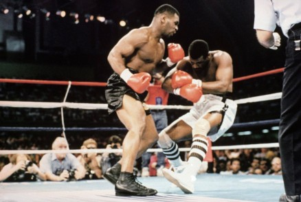 Throwback Thursday Tbt Reliving Mike Tysons Second Ko Of Michael Spinks Knockout