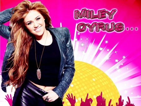 Miley Exclusive Wallpapers By Dave Miley Cyrus Wallpaper