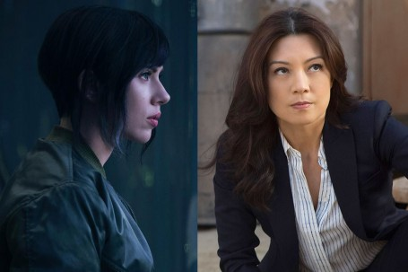 Ming Na Wen On Ghost In The Shell Ming Na Wen