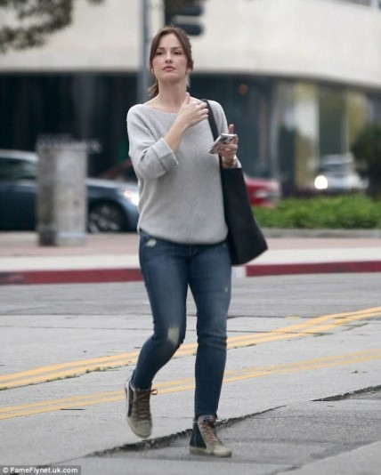 Minka Kelly Went Out And About In Los Angeles