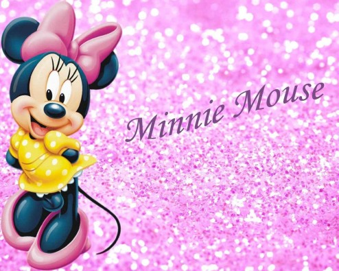 Minnie Mouse Wallpaper Wallpaper