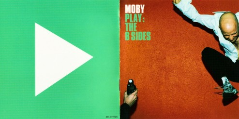 Moby Play The Sides Germany Booklet  Play