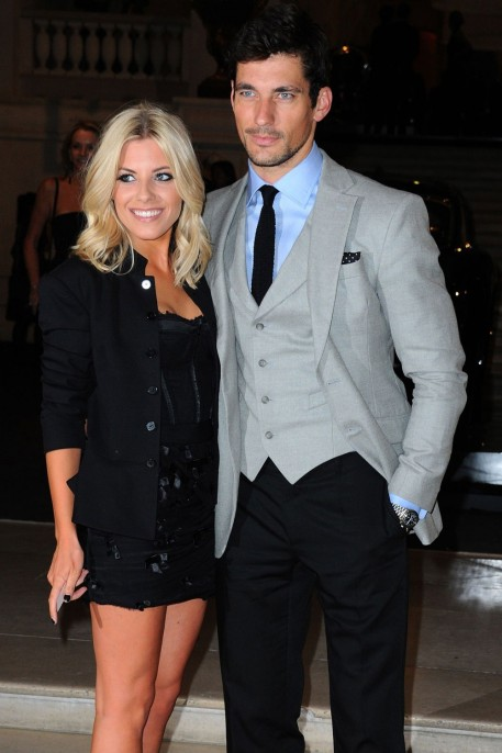 Mollie King And David Gandyatralph Laurens Car Collection Exhibition Mollie King