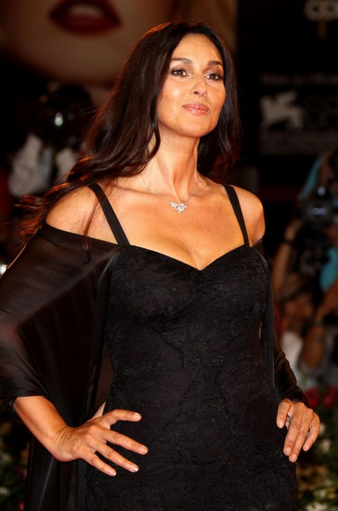 Monica Bellucci The Th Venice Film Festival Day Ca Ded Ca Monica Bellucci