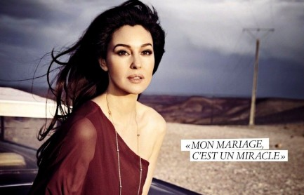 Monica Bellucci Wallpaper Wallpaper
