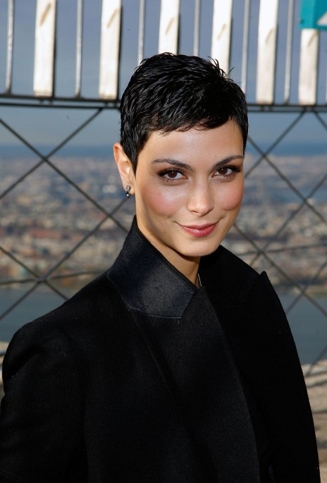 Morena Baccarin Empire State Building November Hq