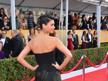 Morena Baccarin Th Annual Screen Actors Guild Awards In Los Angeles Body